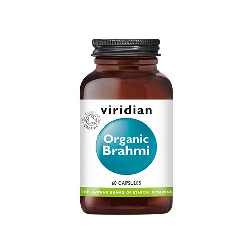 Viridian Organic Brahmi