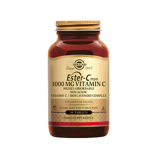 Solgar Ester-C Plus 1000mg Vitamin C