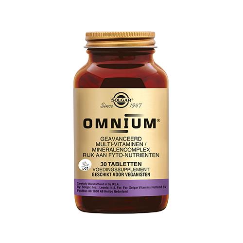 Solgar Omnium